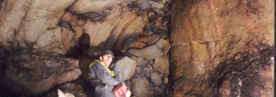 Mt Horrid Talus Caves