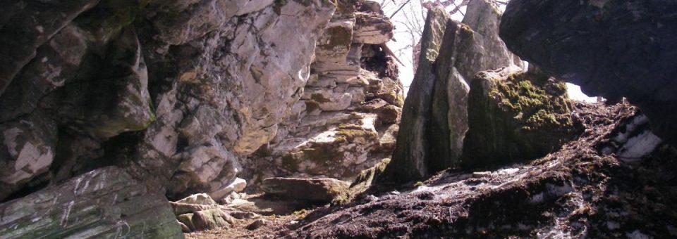 Aeolus Cave (Dorset Bat Cave)