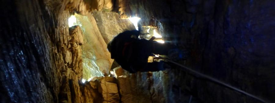 Johnston Cave (Hangover Pit)